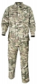 Complete US BDU uniform, multicam, S, ACM
