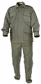 Complete US BDU uniform, OD, XL, ACM