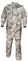 Complete US BDU uniform, A-TACS AU, XL, ACM