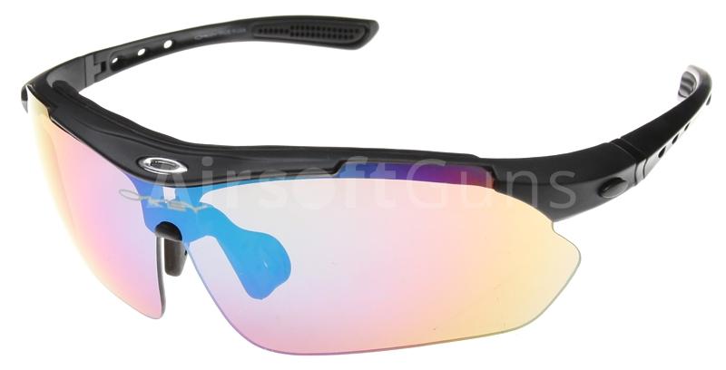oakley blue blocking lenses
