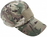 Baseball cap, velcro panels, multicam, ACM