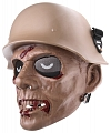 Protective mask, ZOMBIE WWII, large, TAN, ACM