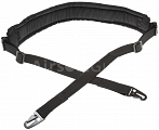 Padded sling, LMG, two-point, black, ACM