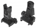 Folding sights MBUS PRO, black, Magpul PTS