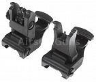 Folding sights 71L, black, FMA