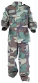 Complete children US ACU uniform, woodland, 100cm, ACM
