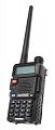 Radio, PMR, UHF, VHF UV5R, LCD display, handsfree, Baofeng