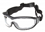 Tactical goggles, Anti-Fog, clear, ASG