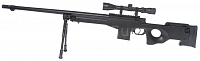 L96 AWS2, black, bipod, scope, Well, MB4402D