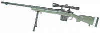 M24 SWS, OD, bipod, scope, Well, MB4405D