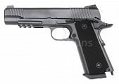 M1911 Tactical, GBB, CO2, case, Well, G194