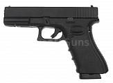 Glock 17, frame 4. gen., GBB, CO2, case, Well, G197