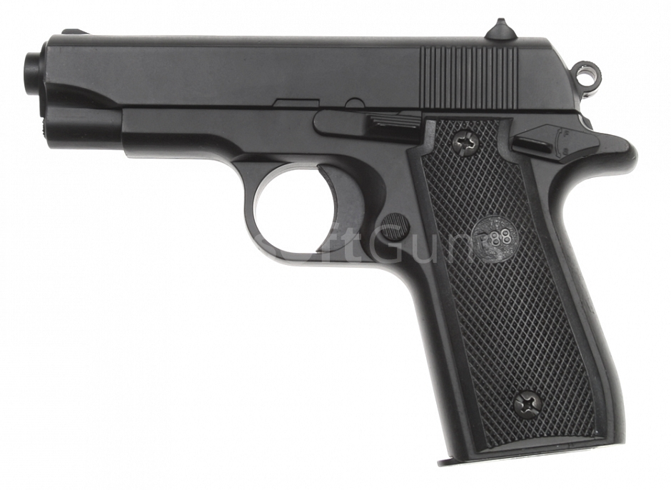 Pistol P88, metal, Well, P88