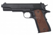 Colt M1911A1, black, metal, Well, P361M-B
