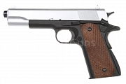 Colt M1911A1, silver, metal, Well, P361M-S