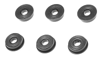 Bushings, steel, oilless, 8mm, CNC, SHS