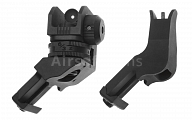 Offset RTS, rapid transition sights set, 45 degree, metal, SHS