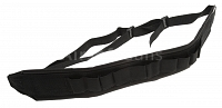 Sling for shotgun, two-point, black, ACM