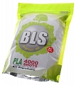 Airsoft BBs, 0.28g, 6mm, 4000rd, BIO Precision, BLS