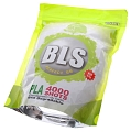 Airsoft BBs, 0.20g, 6mm, 4000rd, BIO Precision, BLS