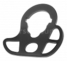Sling swivel for M4, CQD, rear, steel, Cyma