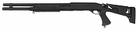 M870, metal, nylon, long, tactical stock, Cyma, CM.353LMN