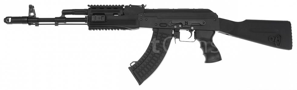 AK-74 RIS Tactical, steel, Cyma, CM.048A | AirsoftGuns