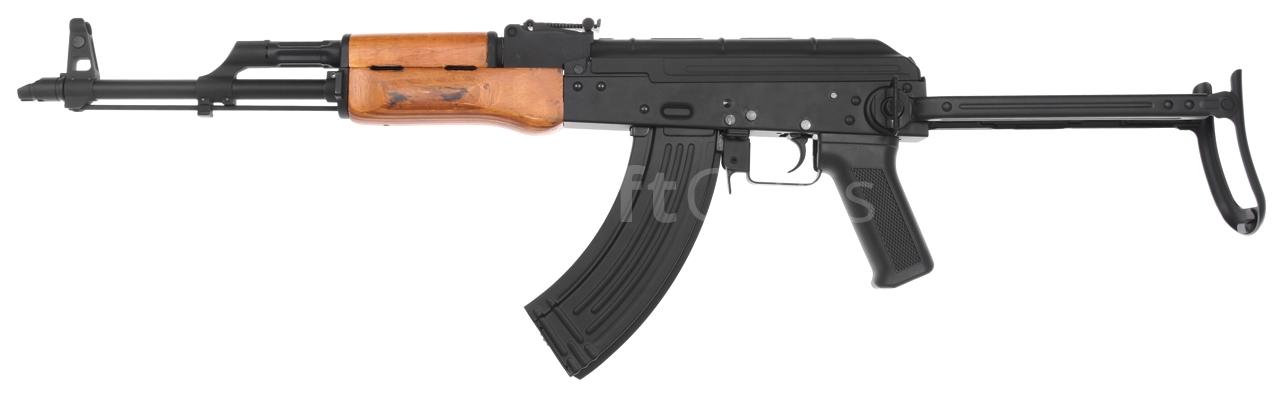 AKMS, real wood, steel, Cyma, CM.048S