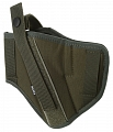 Double side belt holster, OD, Dasta