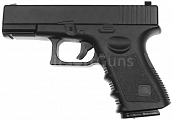 Glock 25, metal, Black, Galaxy, A&K, G.15