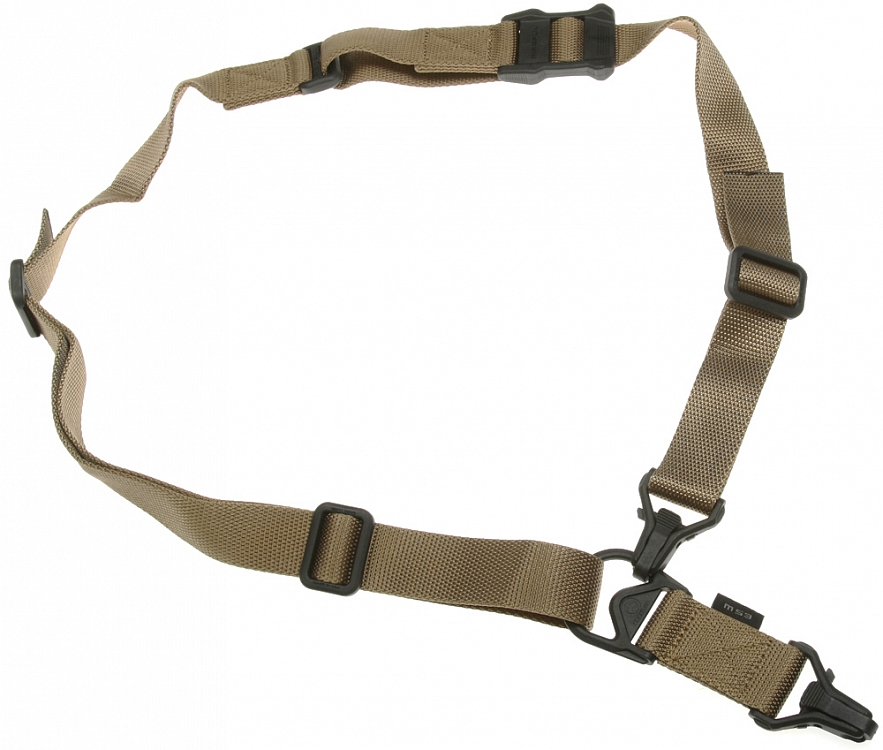 Tactical sling MS1 Multi Mission, FDE, Magpul PTS