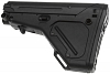 Tactical stock UBR, black, Magpul PTS