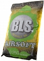 Airsoft BBs, 0.25g, 6mm, 4000rd, 1kg, BIO Perfect, BLS