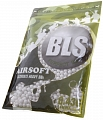 Airsoft BBs, 0.43g, 6mm, white, 1000rd, small bag, BLS
