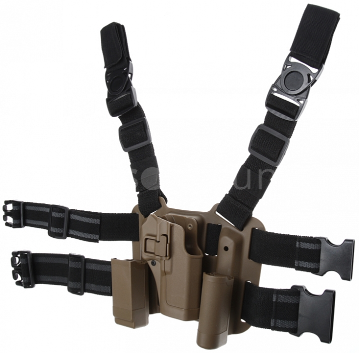 Tactical holster, Glock CQC lite , TAN, Blackhawk