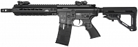M4 CXP-HOG, battery in tube, blowback, black, ICS