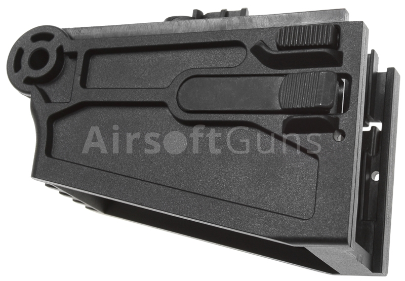 805 BREN magwell for M4 magazines, black, ASG