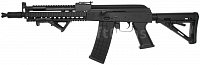 AK-105 RAS Tactical, stock MOE, steel, black, Cyma, CM.040I-A