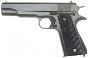 Colt M1911A1, metal, green, Galaxy, A&K, G.13G