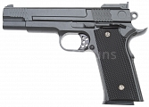 S&W PC 945, metal, black, Galaxy, A&K, G.20