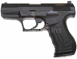 Walther P99, God of War, black, GBB, WE