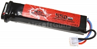Battery, AEP, Li-Pol, 7.4V, 550mAh, 20C, StormPower