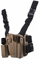 Tactical holster, Beretta M92 CQC lite, TAN, Blackhawk