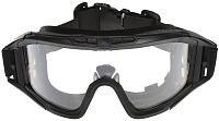 Tactical goggles Locust, lens, black, ACM