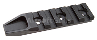 Keymod rail section, 5 slots, ACM