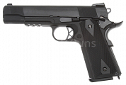 Colt M1911, black, RIS, GBB, WE