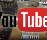 AirsoftGuns video on YouTube channel test new airsoft BBs Magnum