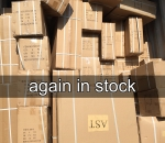 Restocking goods from manufacturer Cyma, AEG and AEP airsoft guns, sniper rifles, magazines and accessories
