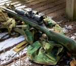 Remington 700 and Sniper Rifle M40A1